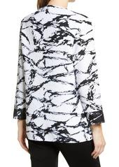 Ming Wang Textured Jacket