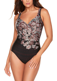 Miraclesuit® Mendhika It's A Wrap One-Piece Swimsuit