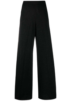 Missoni high-waisted flared trousers