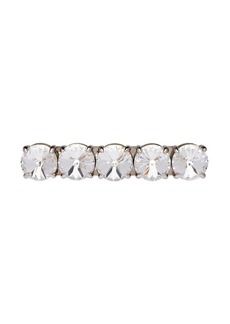Miu Miu crystal-embellished hair clip
