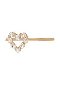 Miu Miu crystal-embellished hair pin