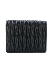 Miu Miu fold out purse
