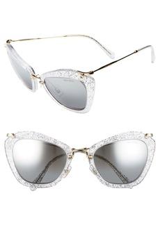 Miu Miu 55mm Sunglasses