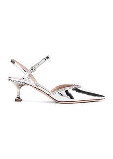 Miu Miu Ankle Jewel Pumps