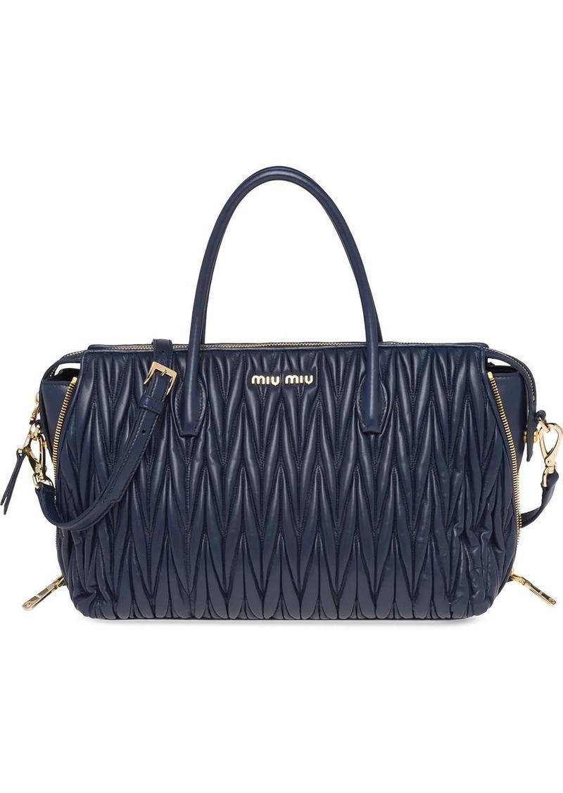 Miu Miu Avenue Travel bag
