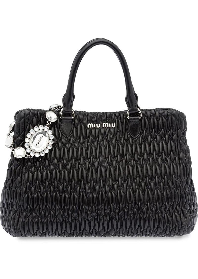 Miu Miu Iconic Crystal bag