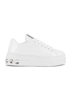 Miu Miu Jewel Low Top Sneakers