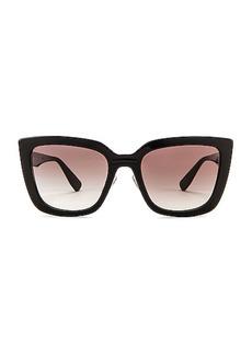 Miu Miu Oversized Square Sunglasses