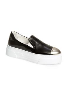 Miu Miu Platform Slip-On Sneaker (Women)