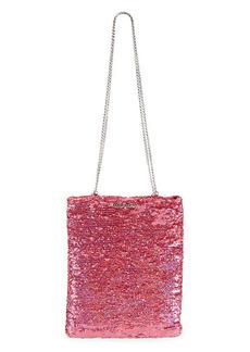 Miu Miu Sequin Logo Bag