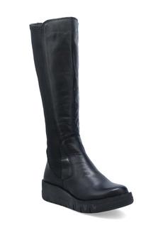 Miz Mooz Lucky Wedge Boot (Women)