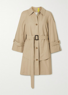 Moncler 1 Jw Anderson Dungeness Trench Coat
