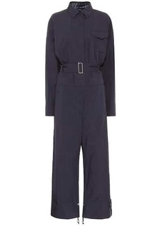 2 MONCLER 1952 Tuta cotton-blend jumpsuit