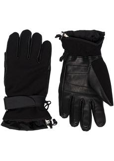 Moncler panelled gloves