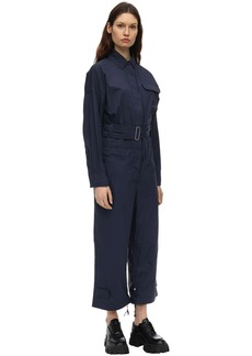 Moncler Cotton Jumpsuit