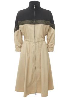 Moncler Light Tech Midi Dress