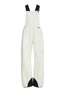 Moncler Genius - Women's Snow Glow Shell Ski-Suit - White - Moda Operandi