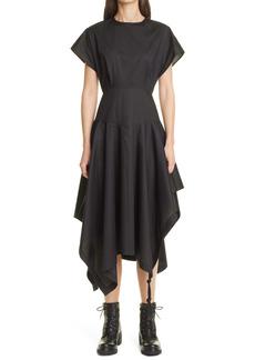 Moncler Genius 1 Moncler JW Anderson Handkerchief Hem Dress