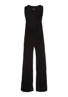 Moncler Grenoble - Women's Stretch-Shell Ski Jumpsuit - Black - Moda Operandi