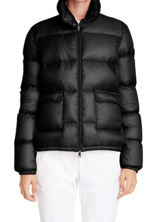 Moncler Lannic Water Resistant Lightweight Down Puffer Jacket