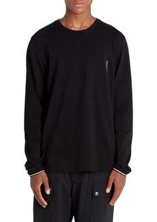 Moncler Logo Cotton T-Shirt