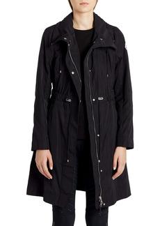 Moncler Malachite Hooded Rain Jacket