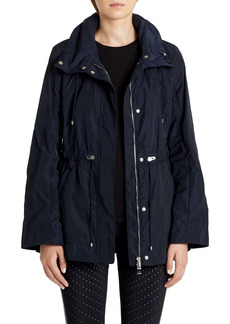 Moncler Ocre Water Resistant Jacket