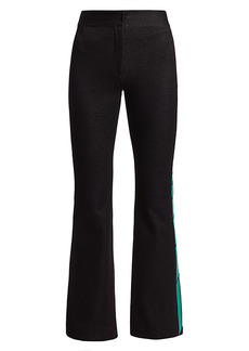 Monse Jacquard Racing Stripe Pants