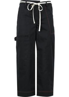 Monse wide leg cargo trousers