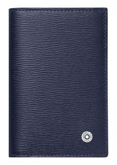 Montblanc 4810 Westside Leather Card Case