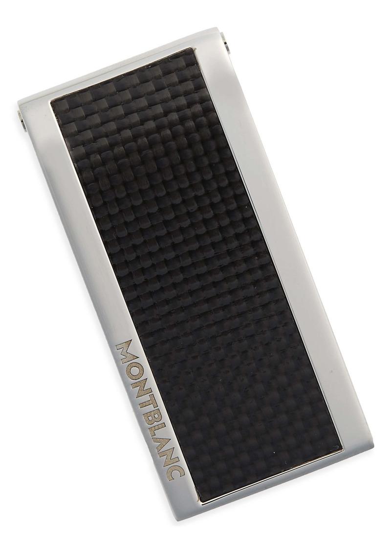Montblanc Carbon Fiber Money Clip