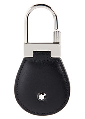 Montblanc Leather Key Fob