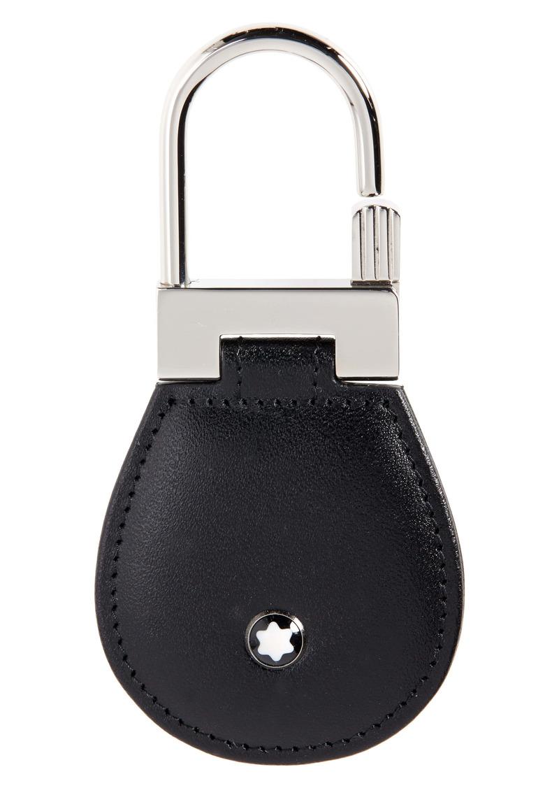 Montblanc Leather Key Fob