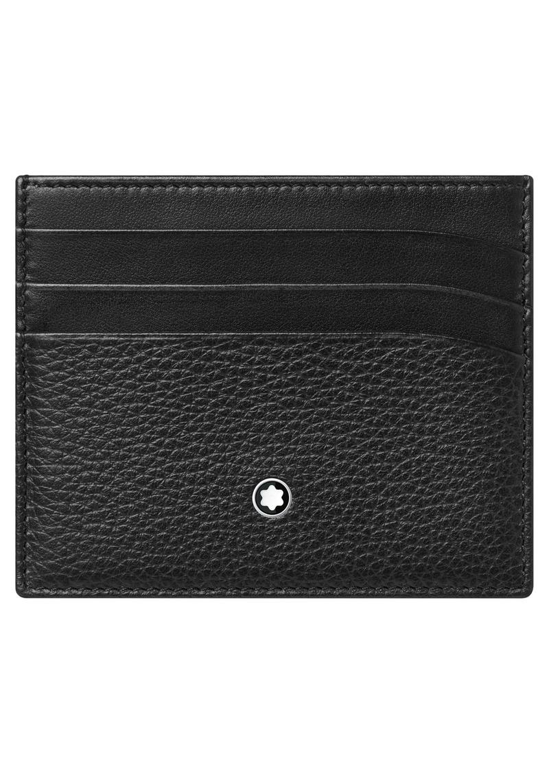 Montblanc Meisterstück Leather Card Holder