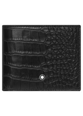 Montblanc Meisterstück Selection Leather Wallet