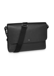 Montblanc Meisterst�ck Soft Grain Leather Slim Messenger Bag