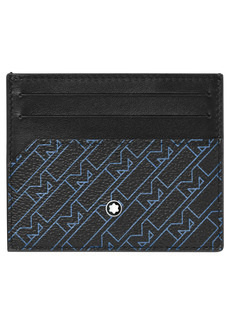 Montblanc MGRAM Leather Card Case