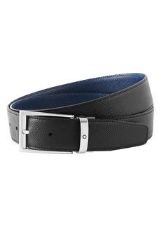 Montblanc Reversible Saffiano Leather Belt