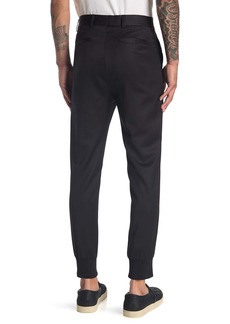 Moschino Black Pants w/ Jogger Cuff