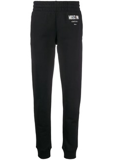 Moschino Couture! slim-fit track pants