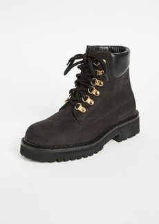 Moschino W. Ankle Hiking Boots