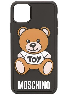 Moschino Teddy Bear iPhone 11 Pro Max case