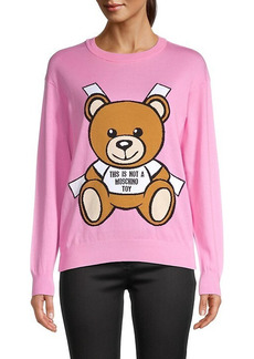 Moschino Teddy Bear Sweater