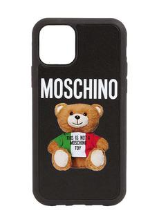 Moschino Teddy Logo Iphone 11 Pro Max Case