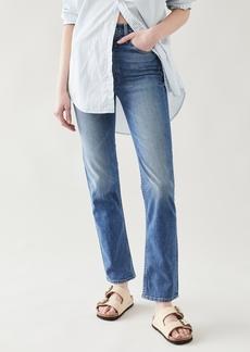 Mother Denim MOTHER High Waisted Rider Skimp Jeans