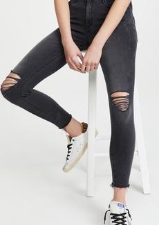 Mother Denim MOTHER The Looker Ankle Fray Jeans