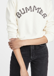 Mother Denim MOTHER The Square Sweatshirt