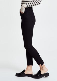 Mother Denim MOTHER The Stunner Step Hem Ankle Jeans