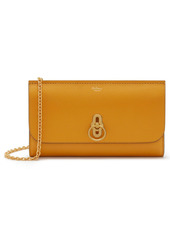 Mulberry Amberley Leather Clutch