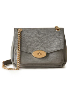 Mulberry Mini Darley Convertible Leather Shoulder Bag